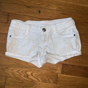 City Streets Jean shorts size 1